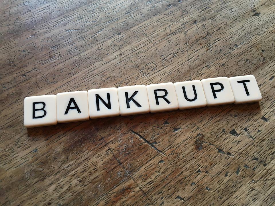 Tussenhuurder failliet