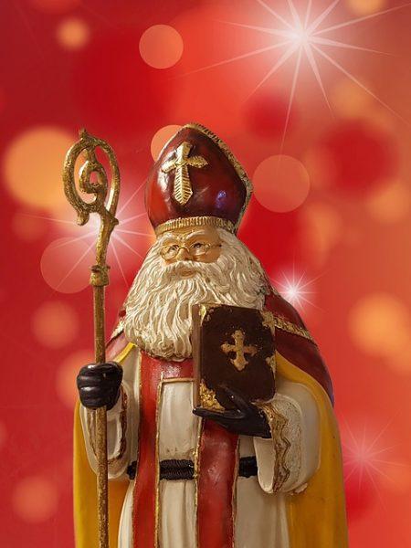 Sinterklaas is ontslagen