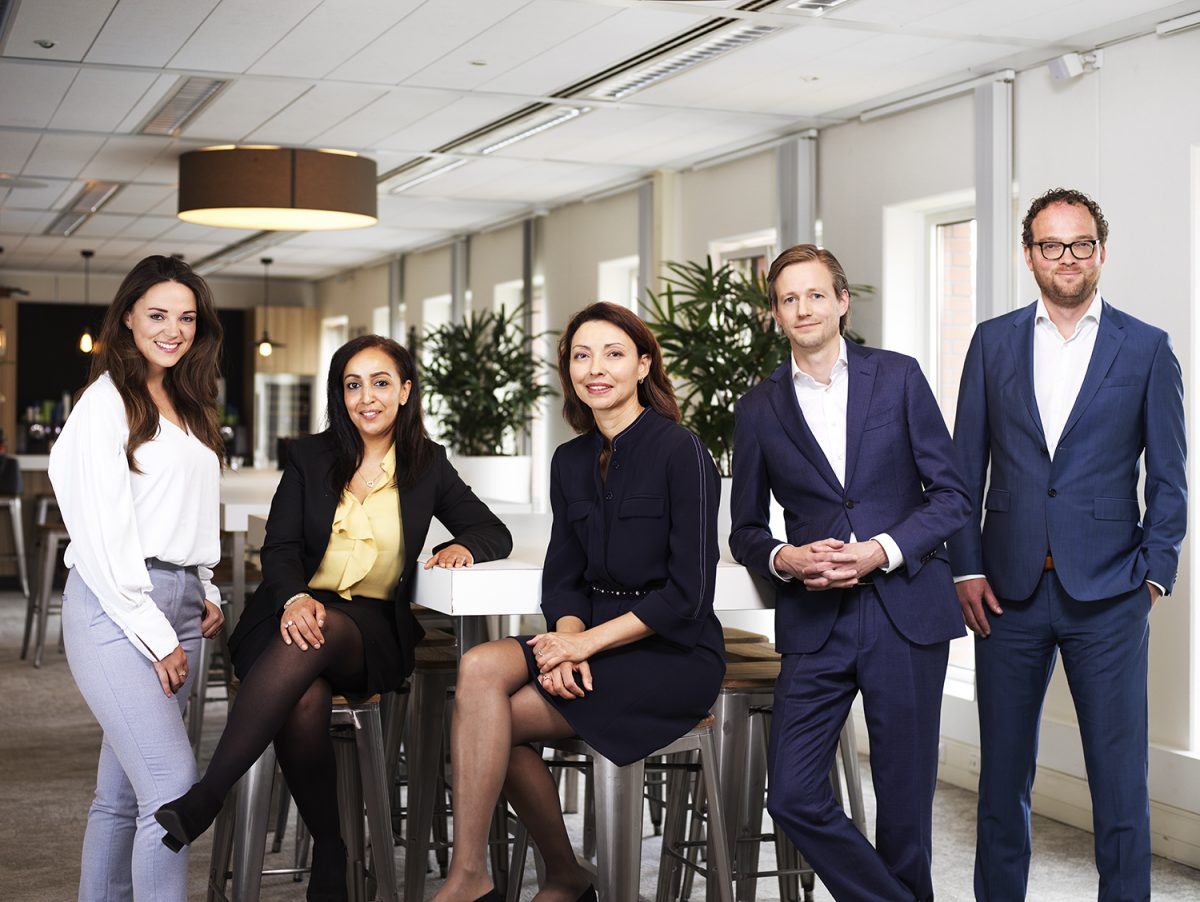 team Holla Advocaten Utrecht